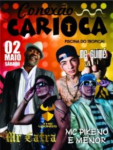 Ingresso Ingressos Conexão Carioca