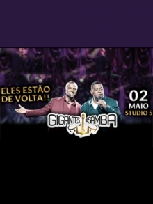 Ingresso Ingressos Gigantes do Samba