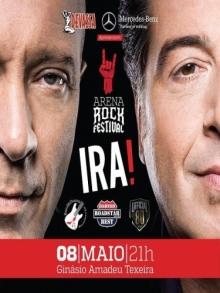 Comprar Ingressos IRA! - Arena Rock Festival