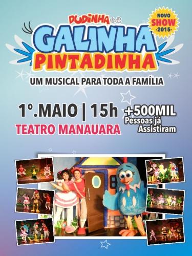 Ingresso Ingressos GALINHA PINTADINHA