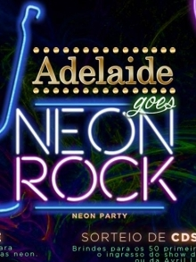 Ingresso Ingressos Adelaide goes Neon Rock