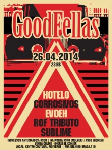 Ingresso Ingressos GOODFELLAS
